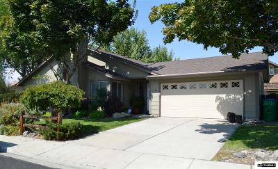 Sparks NV Single Family Home Price Reduced: $279,900