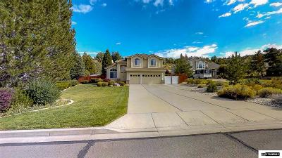 Reno Single Family Home New: 2892 Sagittarius