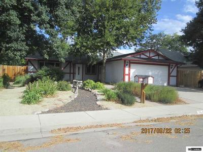 Reno Single Family Home New: 7400 Berryhill