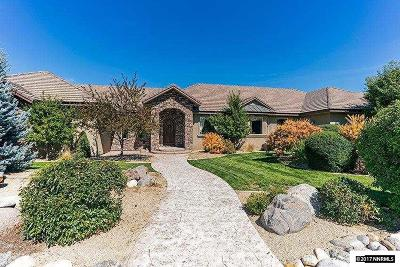 Washoe County Single Family Home For Sale: 495 Genovese Lane