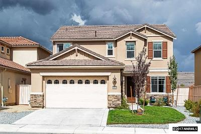 Reno NV Single Family Home New: $445,000