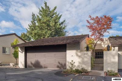 Reno NV Condo/Townhouse New: $355,000