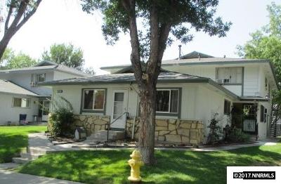 Sparks NV Condo/Townhouse New: $105,000