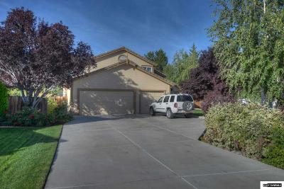 Washoe County Single Family Home Auction: 1563 Bramble Ct.