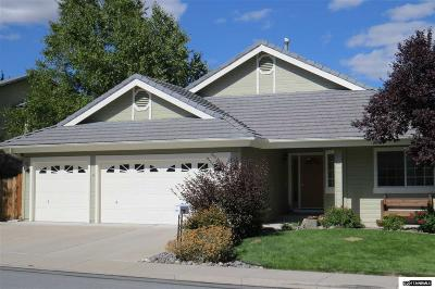 Sparks NV Single Family Home New: $364,900