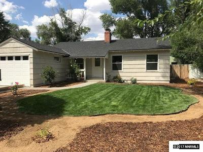 Reno NV Single Family Home Active/Pending-Loan: $324,900