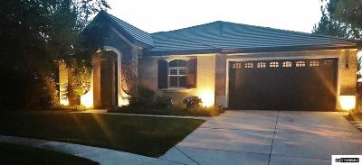 Sparks NV Single Family Home New: $395,000