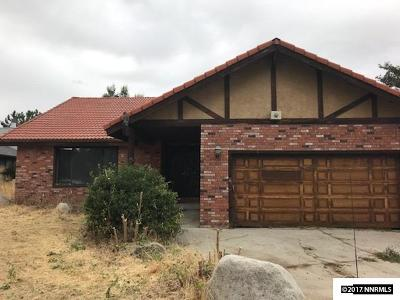 Reno NV Single Family Home New: $350,000