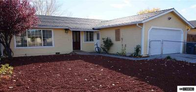 Reno, Sparks, Carson City, Gardnerville Single Family Home New: 3607 Desatoya Drive