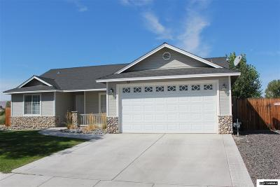 Yerington NV Single Family Home Active/Pending-Loan: $199,000
