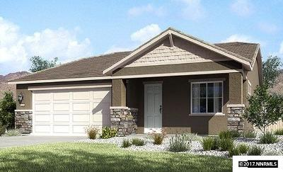 Reno Single Family Home New: 1845 Toltec Trail