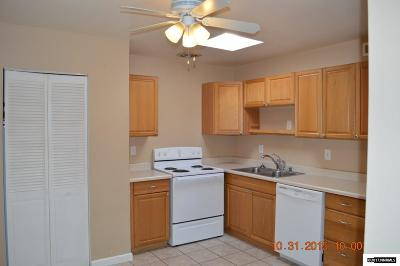 Sparks NV Condo/Townhouse New: $153,000