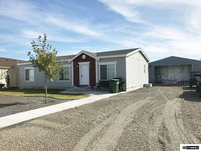 Battle Mountain Manufactured Home For Sale: 960 W Humboldt Street