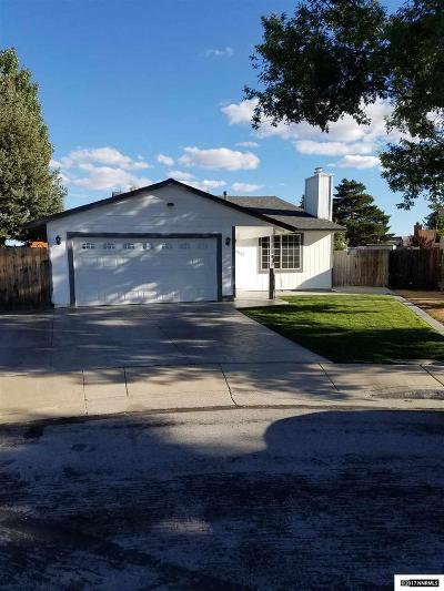 Reno NV Single Family Home New: $255,000