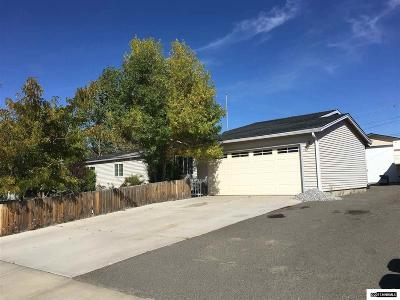 Reno, Sparks, Carson City, Gardnerville Single Family Home New: 3900 Macaw