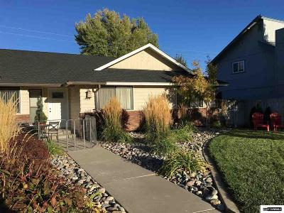 Carson City Single Family Home New: 1833 Clydesdale