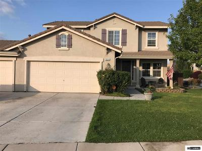 Sparks NV Single Family Home New: $385,000