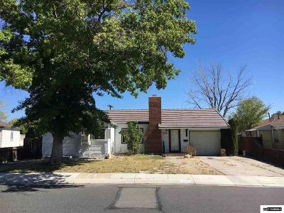 Reno NV Single Family Home New: $349,000