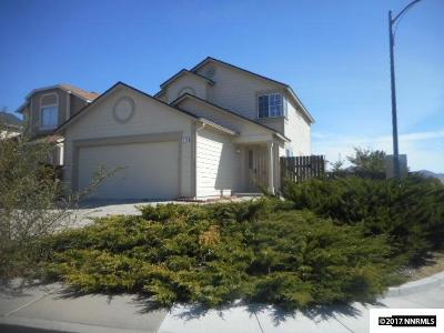 Sparks NV Single Family Home New: $294,900