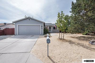 Sun Valley Single Family Home Active/Pending-Loan: 6390 Maricopa Court