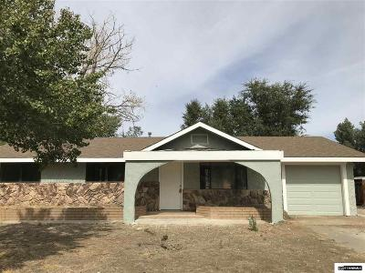 Reno Single Family Home Active/Pending-Loan: 215 Paxton Lane