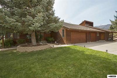 Reno Single Family Home For Sale: 5560 Wildwood Dr.