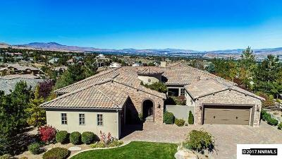 Reno Single Family Home For Sale: 3845 Boulder Patch
