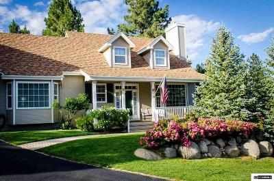 Carson City Single Family Home Extended: 4096 Westwood
