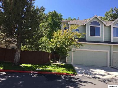 Reno Condo/Townhouse Active/Pending-Loan: 4343 Leeward Lane