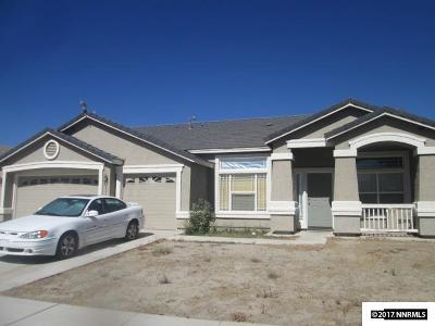 Fernley Single Family Home Back On Market: 1048 Brierwood Lane