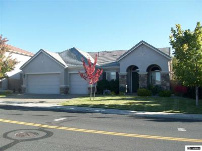 Single Family Home Active/Pending-House: 8380 Opal Station Drive