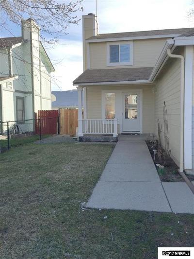 Carson City County Single Family Home For Sale: 2411 Eastwood
