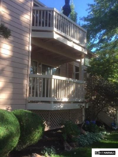 Washoe County Condo/Townhouse Active/Pending-Loan: 2875 Idlewild Drive #19