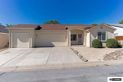 Verdi NV Single Family Home Sold: $315,000