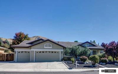 Single Family Home Active/Pending-Loan: 6006 Clear Creek Dr