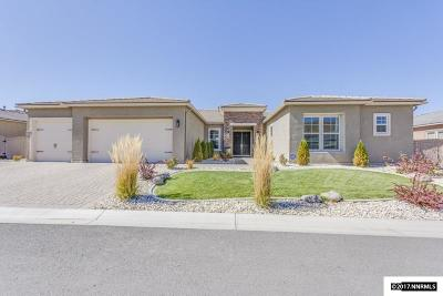 Reno Single Family Home For Sale: 9865 Cardigan Bay