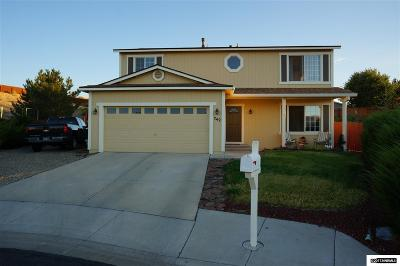 Sun Valley Single Family Home Active/Pending-Loan: 742 Snowdrop