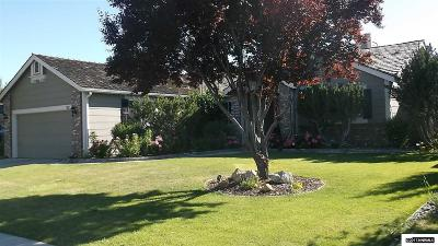 Minden Single Family Home Active/Pending-Loan: 1782 Bougainvillea