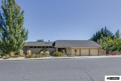 Reno Single Family Home For Sale: 2275 Longwood