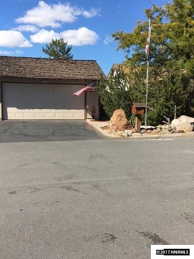 Reno Single Family Home Active/Pending-Loan: 3483 Terrace Knoll Ct.