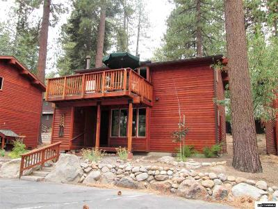 Incline Village Condo/Townhouse Active/Pending-Loan: 702 College Drive #70