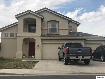 Fallon Single Family Home For Sale: 437 Rio Vista