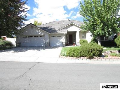 Carson City Single Family Home Active/Pending-Call: 2518 Waterford Place