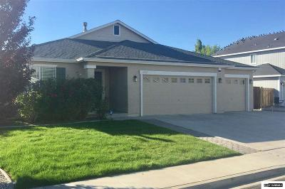 Sparks Single Family Home For Sale: 3082 Bandera