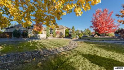 Reno Single Family Home Active/Pending-House: 4980 Ventana