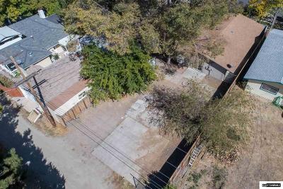 Carson City Single Family Home Price Reduced: 226 N Harbin Avenue