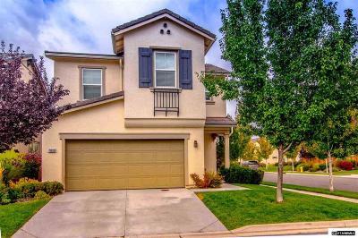 Sparks Single Family Home For Sale: 7030 Sacred Cir