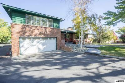 Reno Single Family Home Active/Pending-Loan: 1445 Coronet Blvd.