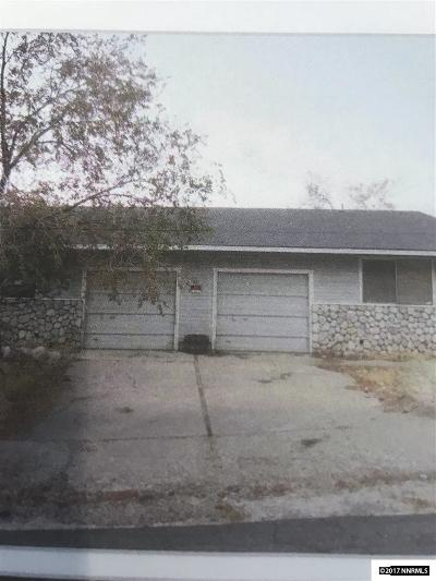 Reno Multi Family Home Active/Pending-Call: 260 & 262 Talus