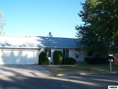 Yerington NV Single Family Home Active/Pending-Loan: $140,000